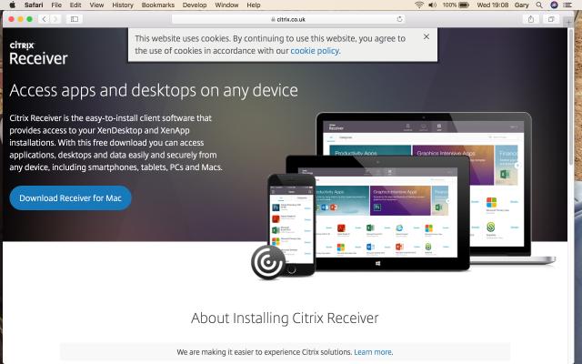 download citrix receiver windows