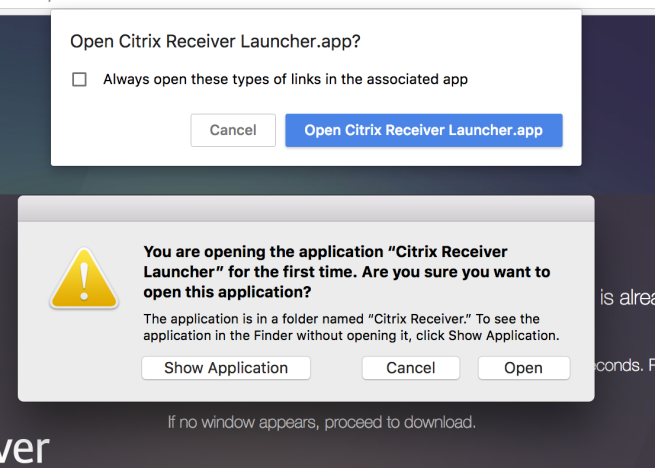 Installing Citrix Receiver (Mac) – Geek Tech Stuff