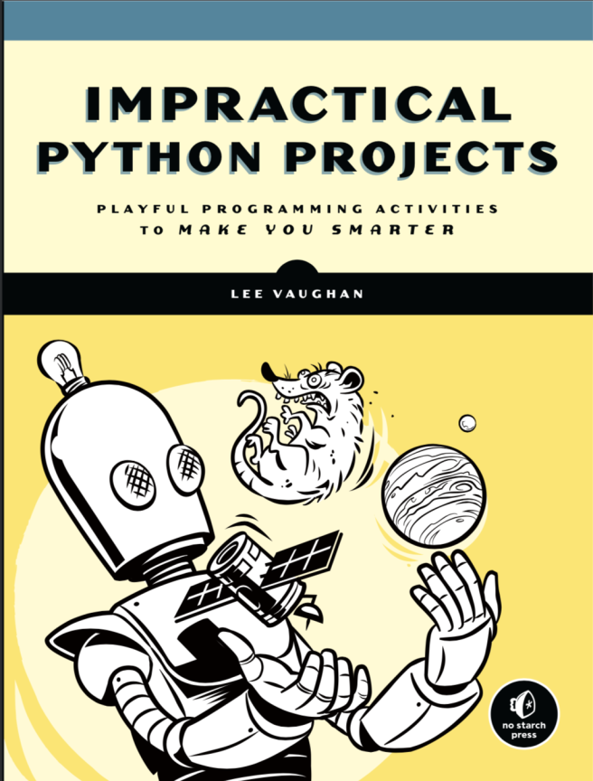 Impractical Python (Front Cover)