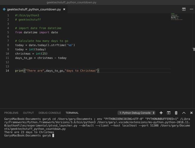 geektechstuff_countdown_Python