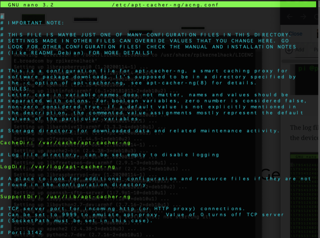 /etc/apt-cacher-ng/acng.conf