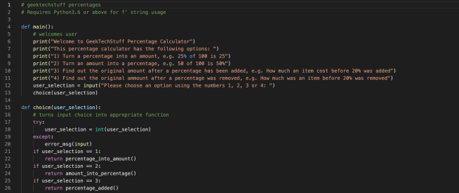 Python to help with fractions